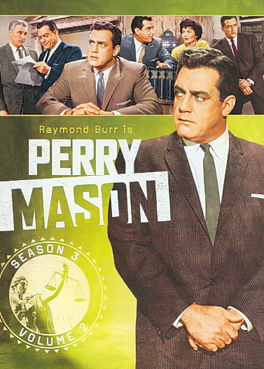 PERRY MASON:THIRD SEASON VOL 2 BY PERRY MASON (DVD)